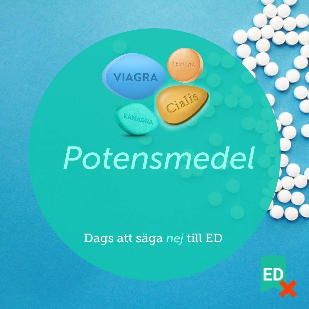 Köpa Potensmedel på nätet