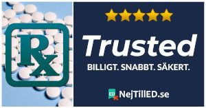 Trusted RX NejtillED.se
